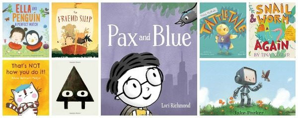 Books That Help Children Learn About Friendship