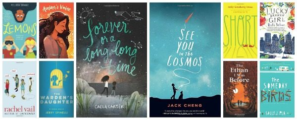 11 Heartfelt Coming of Age Books