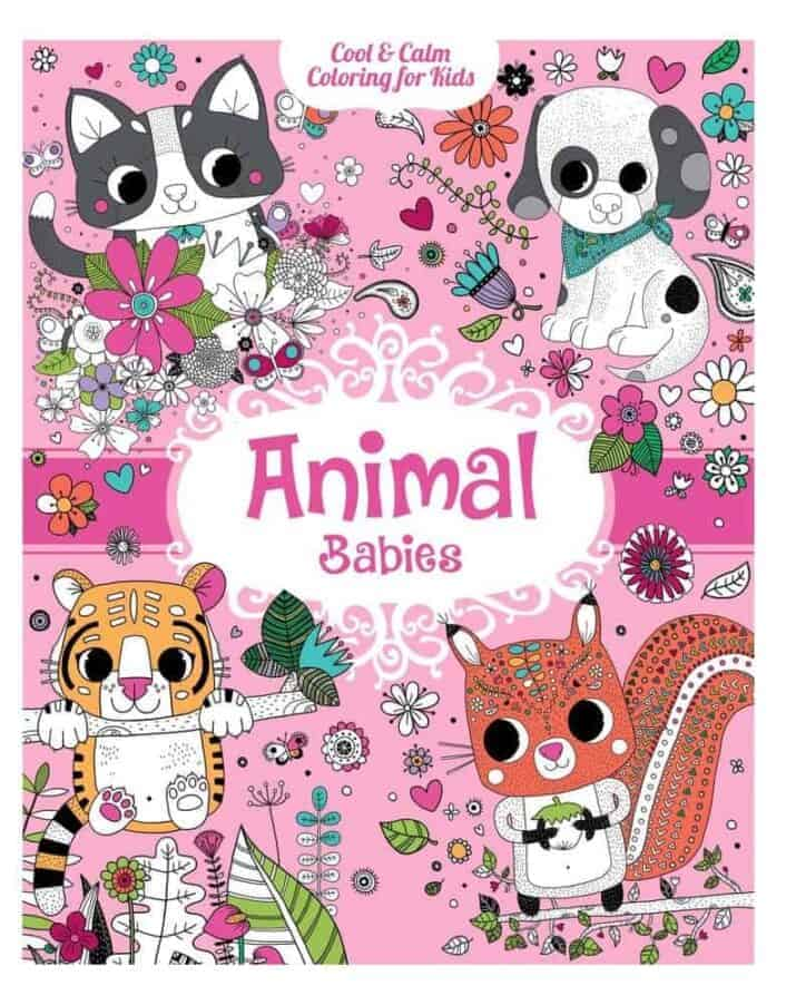 Coloring, Puzzle, and Activity Books for Kids - 2017