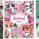 Stock Up on Coloring, Puzzle, and Activity Books for Kids