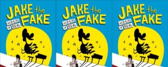 Jake the Fake Keeps it Real Humor Chapter Book