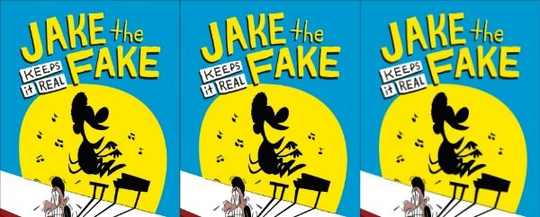 Goofy Jake the Fake for Fans of Wimpy Kid