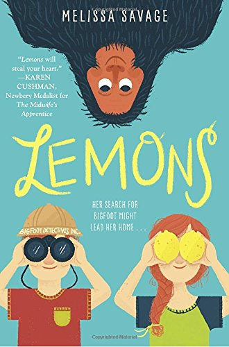 Lemons: A Story of Friendship, Grief, and Mystery