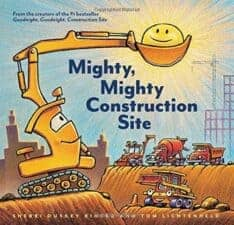 Picture Books for Vehicle Loving Kids
