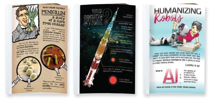 New STEM magazine for girls: SMORE