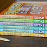 New Summer Brain Quest Workbooks + Giveaway