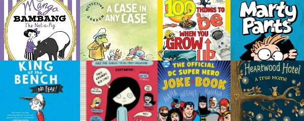 Summer Reading: New Books for 8- to 9-Year-Olds
