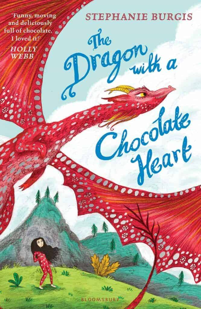 dragons in chapter books for kids