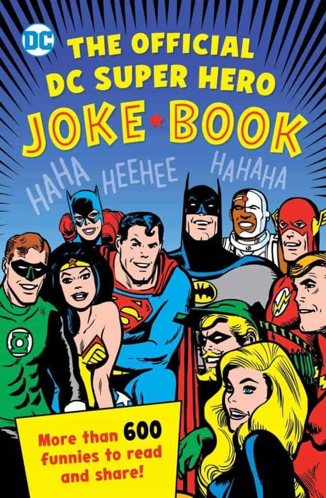 super hero books for kids