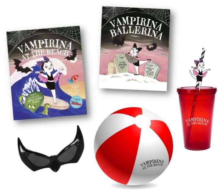 Vampirina at the Beach Book & Prize Pack #VampirinaBallerina