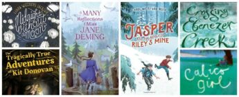 historical fiction middle grade books 2017