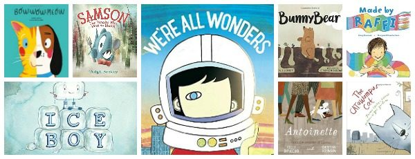 Picture Books About Being True to Yourself