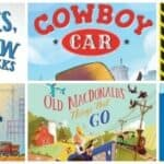 Awesome Picture Books for Vehicle Loving Kids