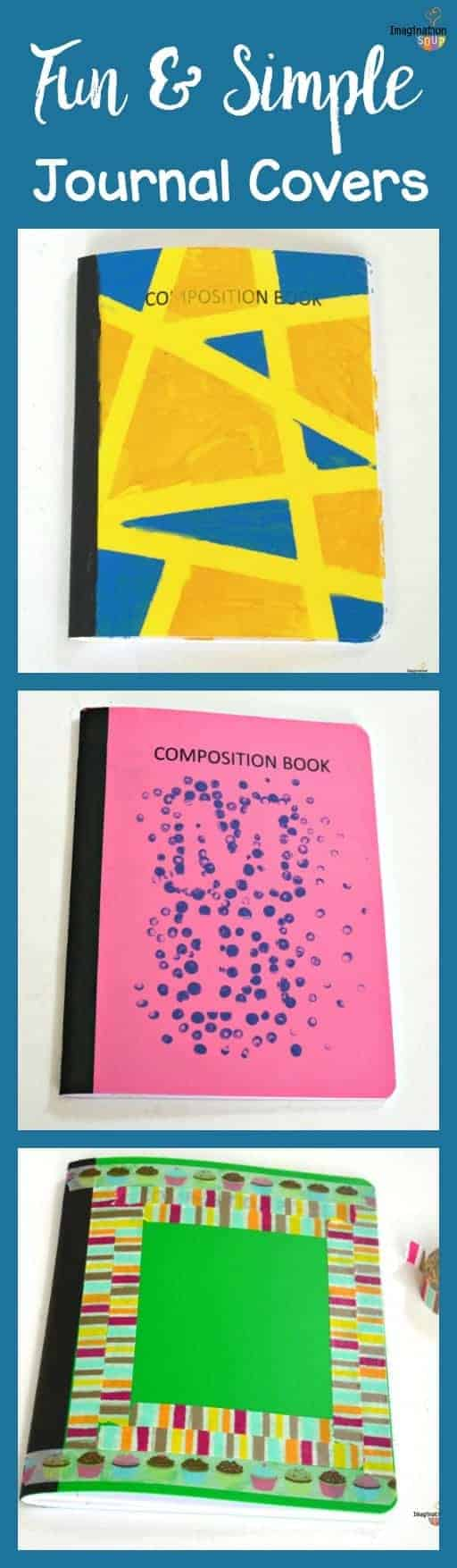 journal cover ideas for kids