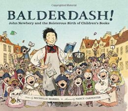 Picture Book Biographies About Writers