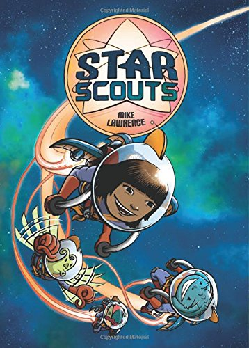 good science fiction graphic novels for middle grade