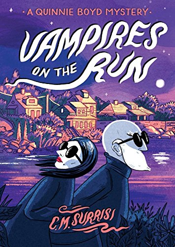 mystery chapter book list for kids
