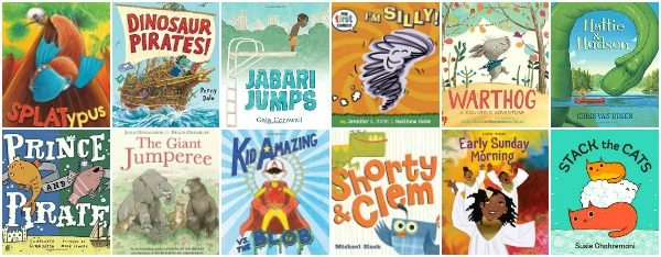Delightful New Picture Books for Summer