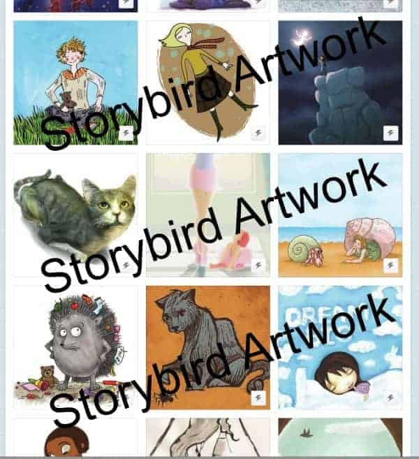 Spark Creative Writing with Storybird