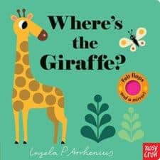 Delightful Interactive Books for Babies, Toddlers, and Preschoolers