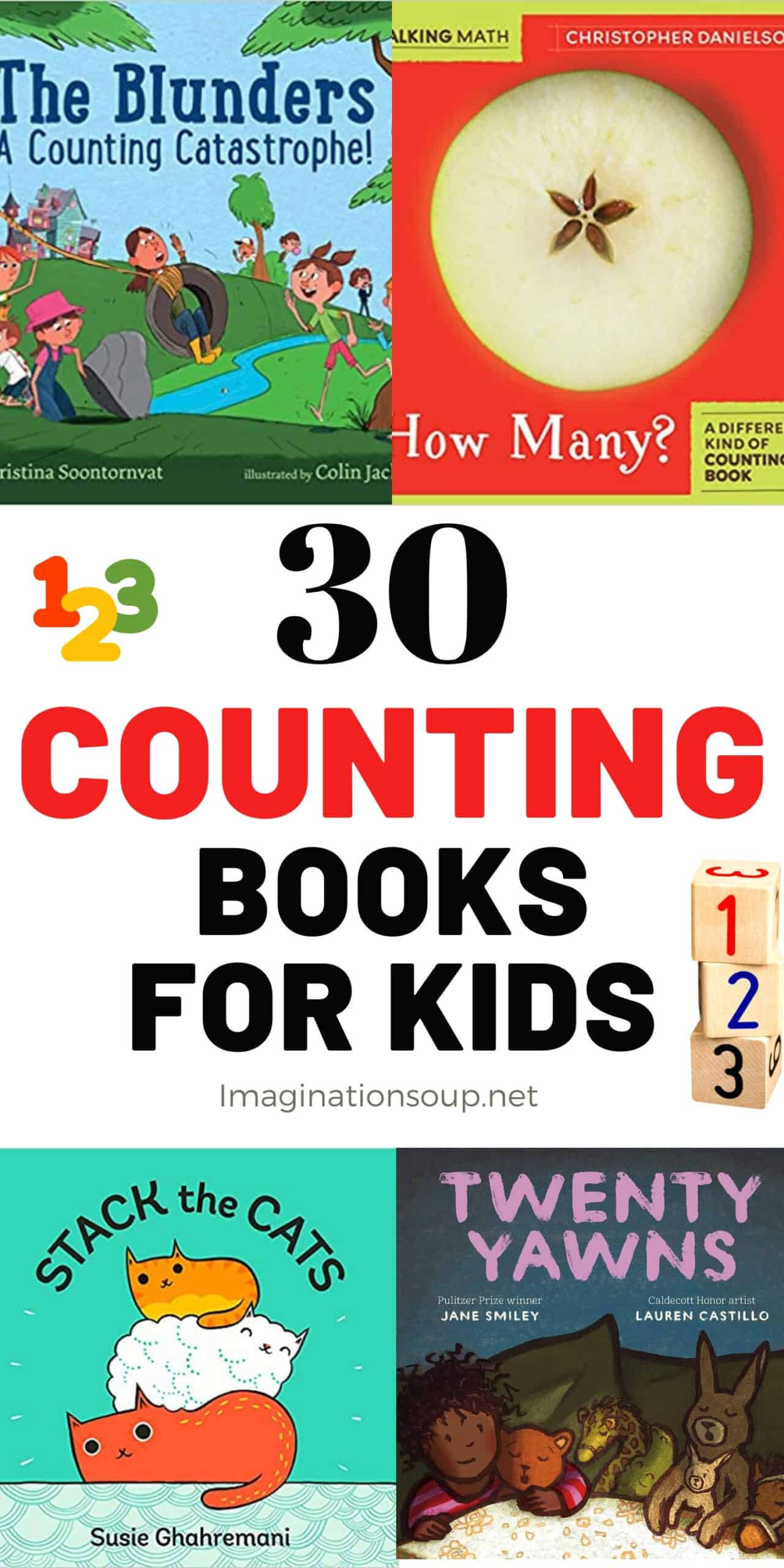 the best counting books for kids
