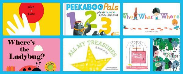 delightful interactive books for babies toddlers and preschoolers