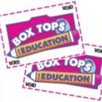 Care For Your School with Box Tops for Education
