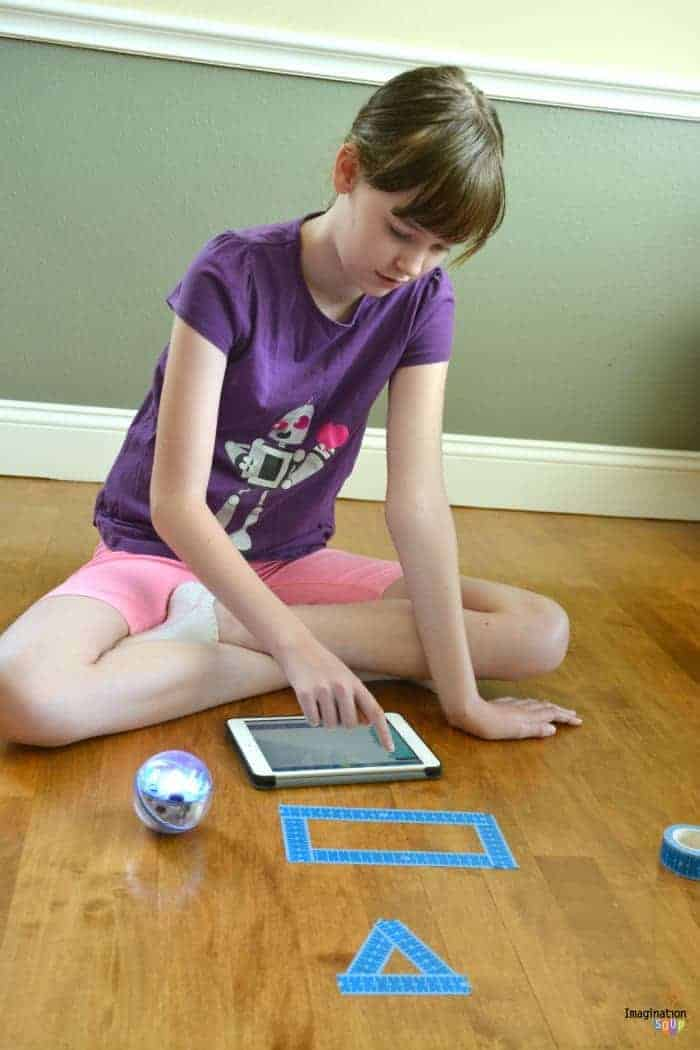 Kids Love Sphero's SPRK+ for Creative STEAM Learning