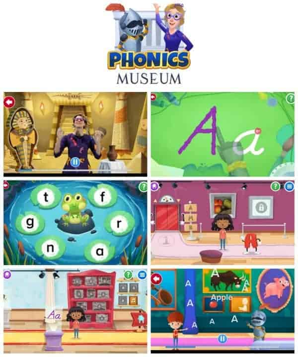 The Most Comprehensive Reading App I've Seen: Phonics Museum