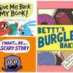 Picture Books About Books, Words, and Storytelling