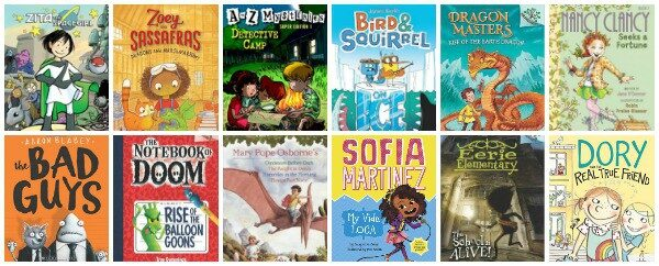 17 Fantastic Chapter Book Series for 2nd Graders