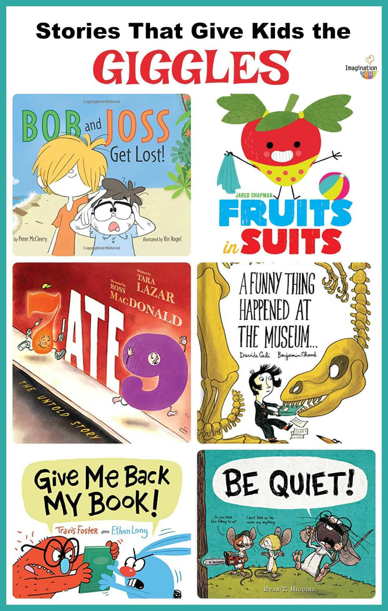 new funny picture books (summer 2017) that will crack you up