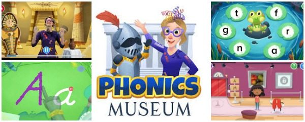 The Most Comprehensive Reading App: Phonics Museum