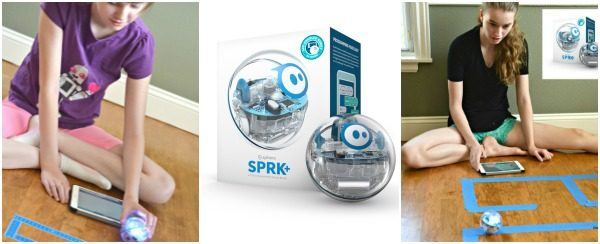 Kids Love Sphero's SPRK+ for Creative STEAM Learning