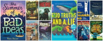 summer 2017 new releases in chapter books for children