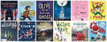 13 New Middle Grade Books to Read in Fall 2017