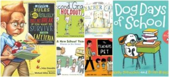 2017 new picture books about back to school
