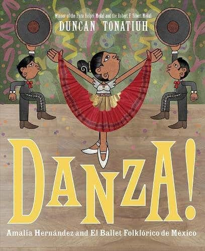Picture Book Biographies About Famous Artists, Musicians, and Dancers