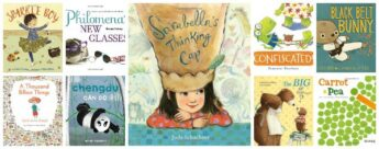 being yourself and growing up in picture books fall 2017