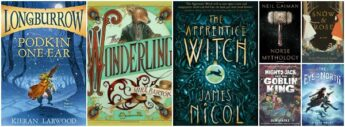 new fantasy books for kids 2017 middle grade elementary middle school