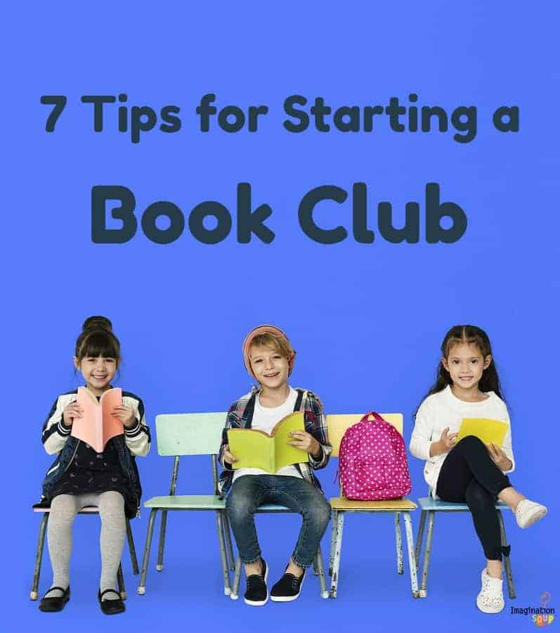 7 tips for starting your own book club (for kids)