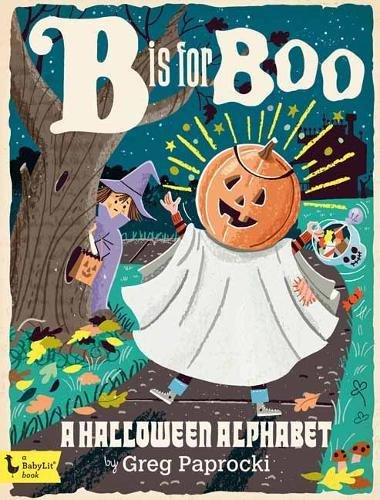 Kid-Favorite Halloween Books for All Ages