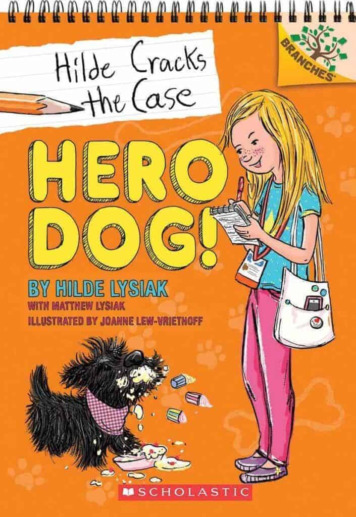 New Scholastic Branches Beginning Chapter Book with a 10-Year Old Author