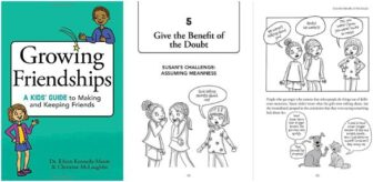 Growing Friendships A Book to Help Your Kids With Friendships