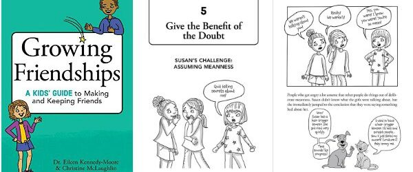 A Book to Help Your Kids Learn Strategies for Friendships