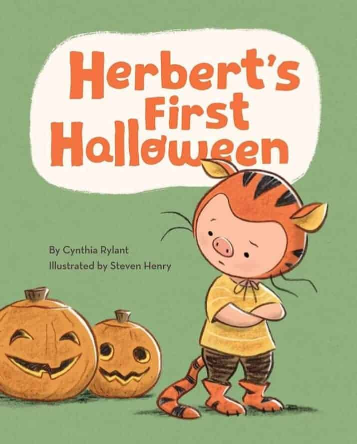 The Best List of Halloween Books For Kids -- From Sweet to Scary