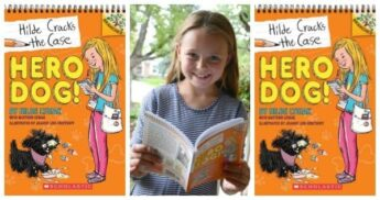Hilde Cracks the Case new Scholastic Branches beginning chapter book