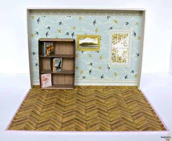 My Miniature Library: Mini Books for DIY Book Enthusiasts