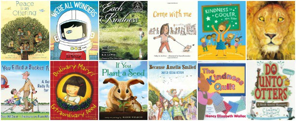 children's picture books showing kindness