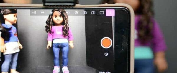 STEAM Play With American Girl Dolls